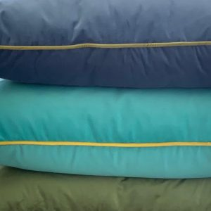 selection of 50 x 90 cm cushions