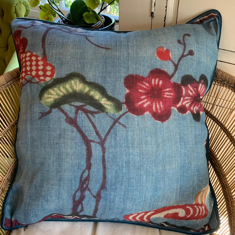 AA2 Ancient Asian Scatter Cushions