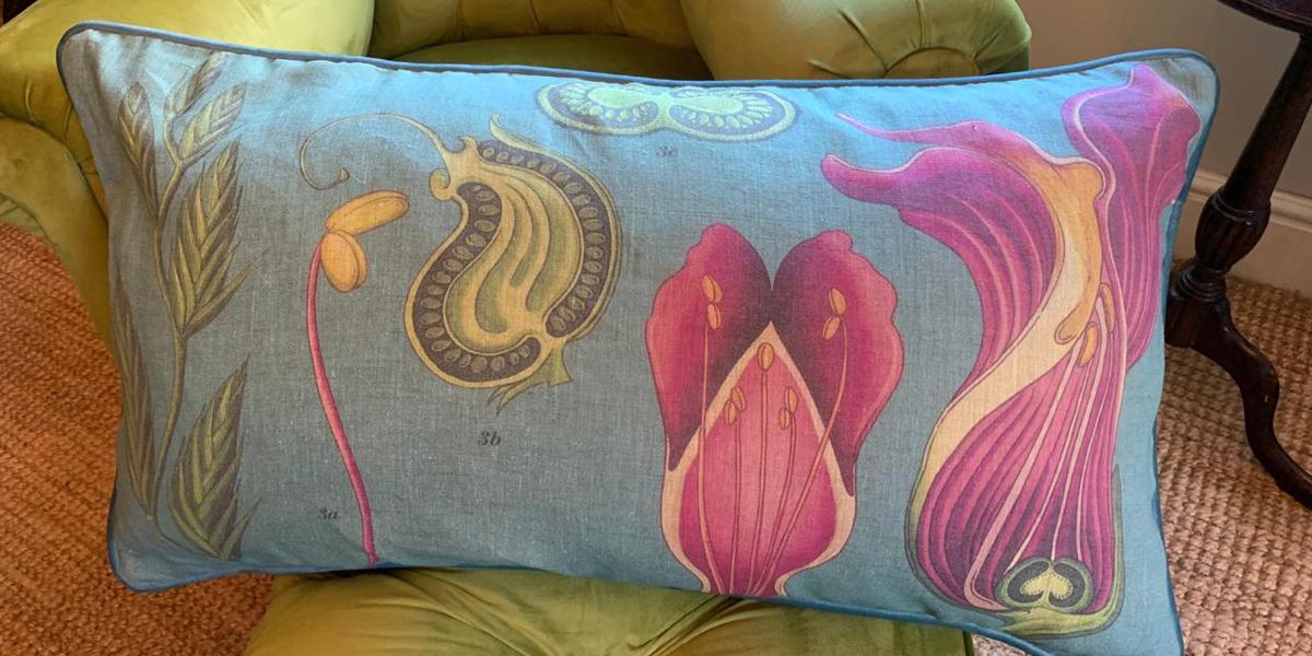Pink Arum 50 x 90 cm